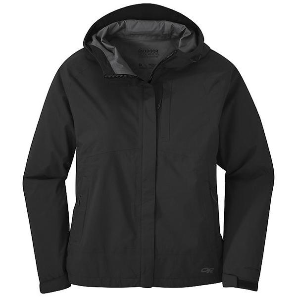 アウトドアリサーチ レディース ジャケット&ブルゾン アウター Outdoor Research Women's Guardian Jacket Black