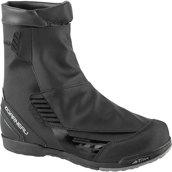 イルスガーナー レディース サイクリング スポーツ Louis Garneau Mudstone Shoe Cover Black