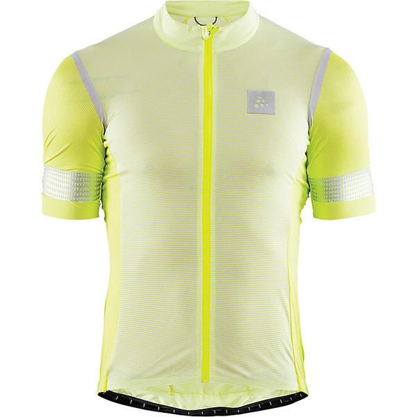 クラフトスポーツウェア メンズ サイクリング スポーツ Craft Men's Hale Glow Jersey Flumino / Silver