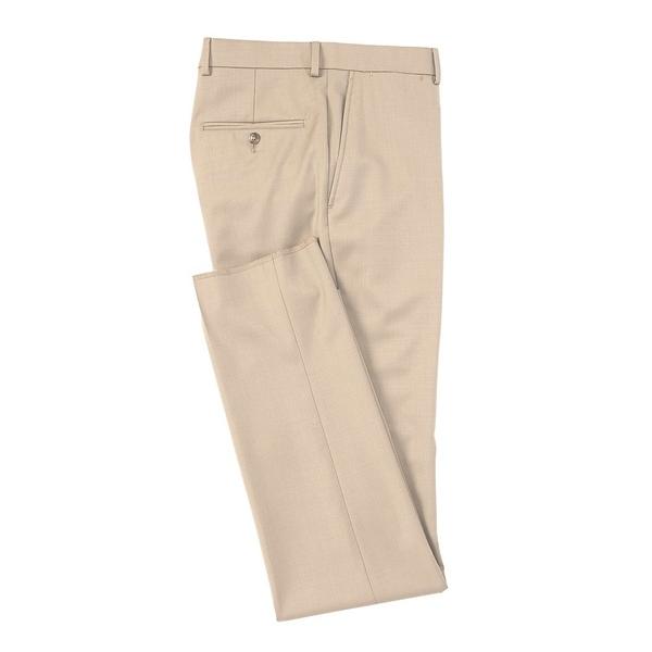 <title>ハートシャファネールマークス メンズ ボトムス カジュアルパンツ Tan 全商品無料サイズ交換 New セールSALE%OFF York Tailored Modern Fit Wool Flat-Front Dress Pants</title>
