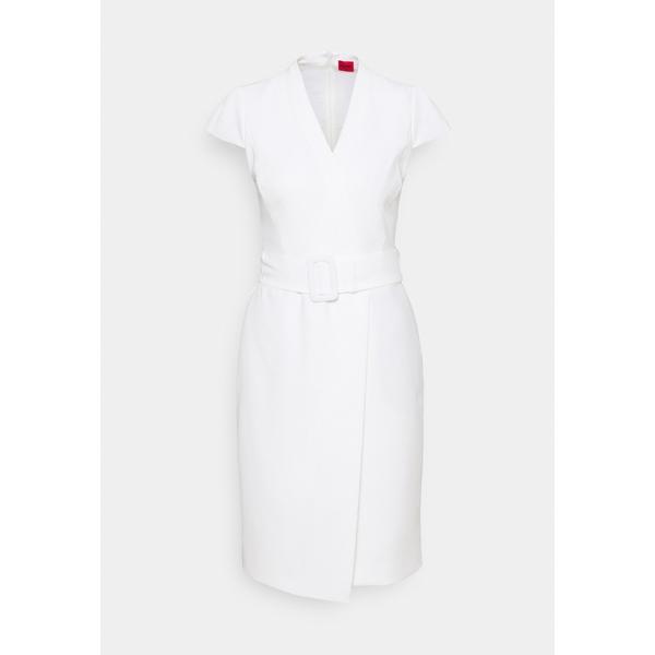 超安い フューゴ レディース off-white ワンピース トップス KAMURE レディース - Shift dress - Shift off-white xvqf0072, お米の通販 五十歩屋(いがほや):f13a8aba --- sturmhofman.nl