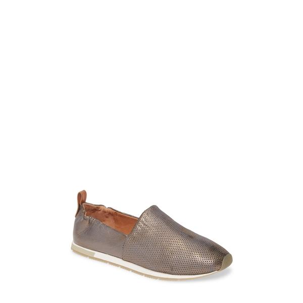 ケネスコール レディース サンダル シューズ Luca Flat Pewter Leather