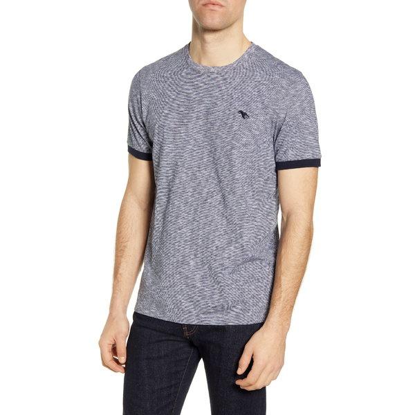 テッドベーカー メンズ シャツ トップス Grayday Slim Fit Crewneck T-Shirt Navy