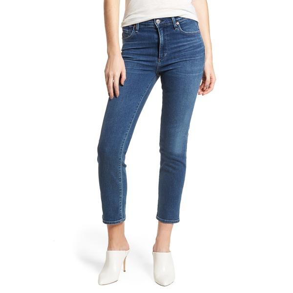 シチズンズ オブ ヒューマニティ レディース デニムパンツ ボトムス Cara Ankle Cigarette Jeans RETROGRADE MD