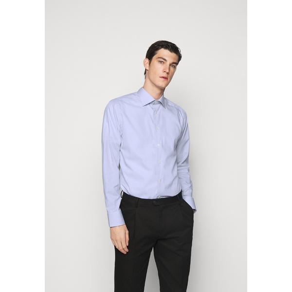 エトン メンズ トップス シャツ 人気上昇中 blue Formal 全商品無料サイズ交換 買い取り shirt - xyeq0053