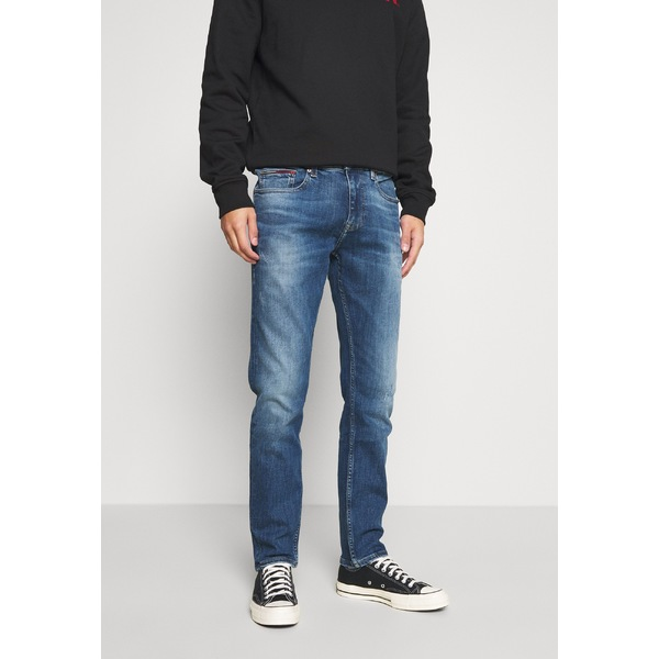 トミーヒルフィガー メンズ ボトムス デニムパンツ dynamic chester mid 引き出物 blue 全商品無料サイズ交換 xyeq0053 - jeans 超特価SALE開催 Slim TAPERED AUSTIN SLIM fit