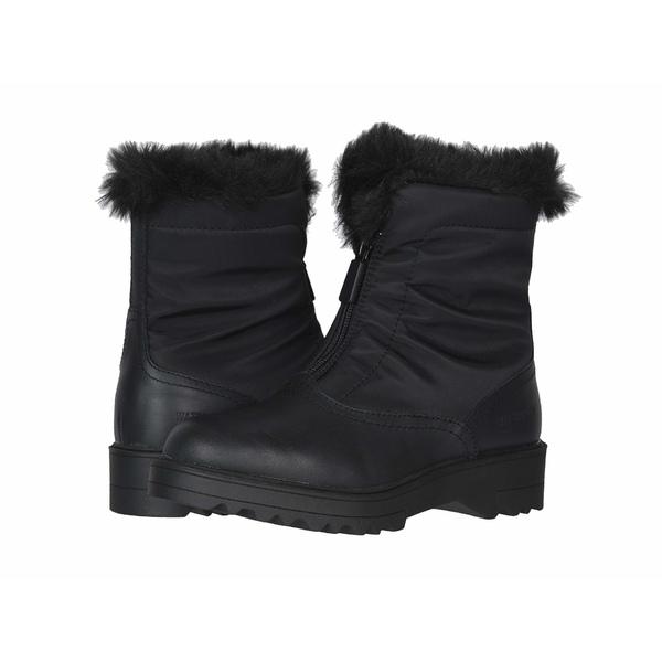 クーガー レディース ブーツ&レインブーツ シューズ Grandby-L Waterproof Black Leather/Nylon