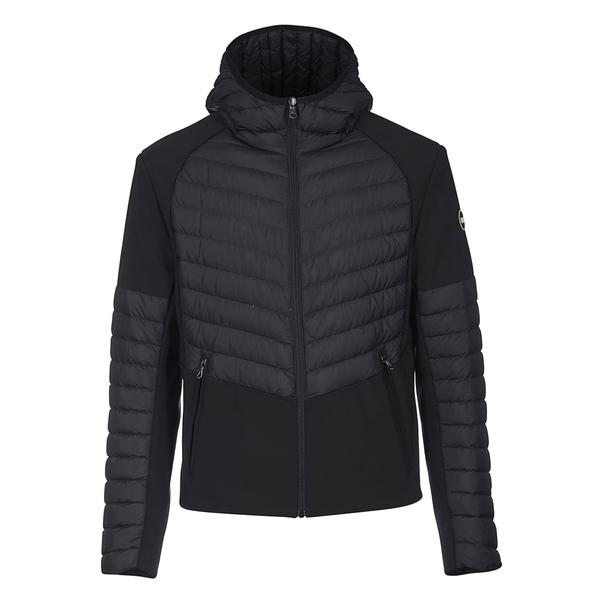 コルマール メンズ ジャケット&ブルゾン アウター Colmar Logo Patch Down Jacket -