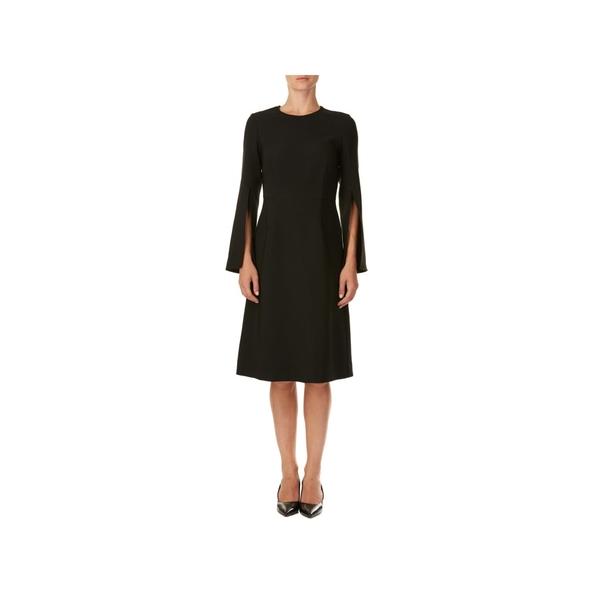 パロシュ レディース Longuette ワンピース レディース トップス Parosh Longuette Dress Dress BLACK, オオタキムラ:06b9207c --- officewill.xsrv.jp