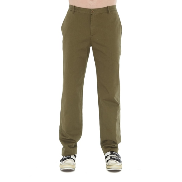 アーペーセー メンズ カジュアルパンツ ボトムス A.p.c. Quake Trousers Khaki