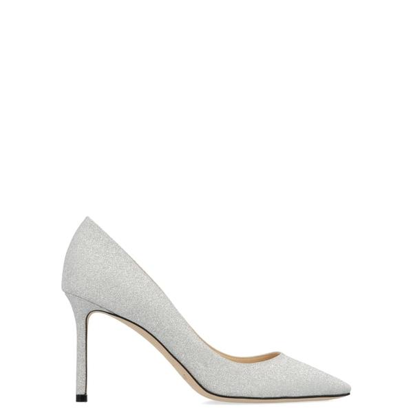ジミーチュウ レディース ヒール シューズ Jimmy Choo 'romy' Shoes Silver