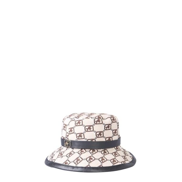 アルベルタ フェレッティ レディース 帽子 アクセサリー Alberta Ferretti Cap With Logo Print BIANCO
