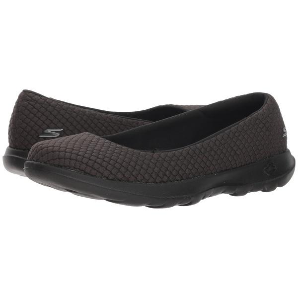 スケッチャーズ レディース スニーカー シューズ GOwalk Lite - 15402 Black