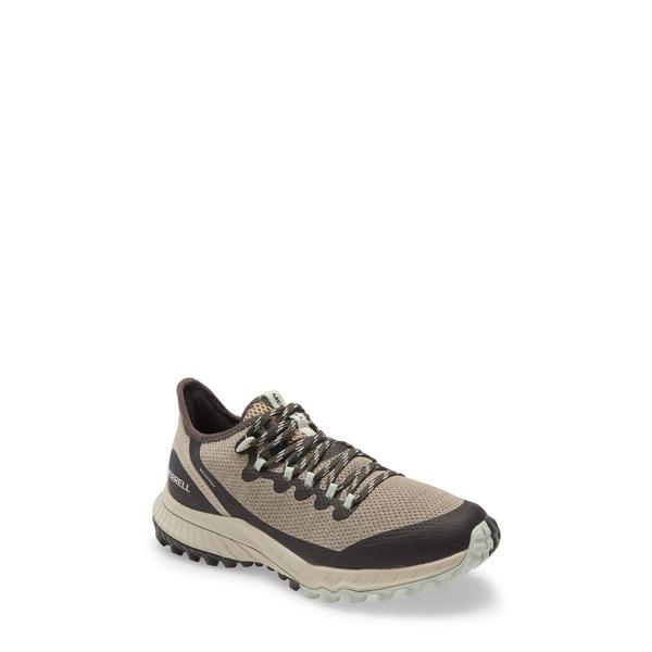 メレル レディース スニーカー シューズ Bravada Waterproof Sneaker Aluminum Fabric