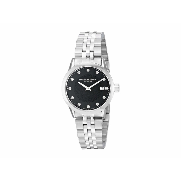 レイモンドウェイル レディース 腕時計 アクセサリー Freelancer - 5629-ST-20081 Silver