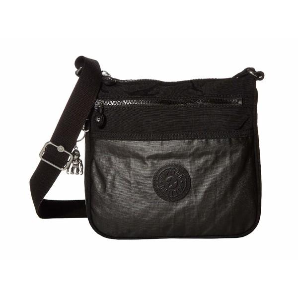 キプリング レディース ハンドバッグ バッグ Jordan Crossbody Bag Metal Black