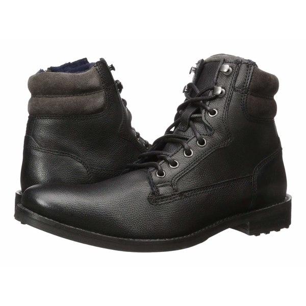 ケネスコール メンズ ブーツ&レインブーツ シューズ Masyn Boot B Black