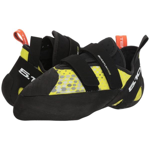 ファイブテン メンズ スニーカー シューズ Quantum VCS Semi Solar Yellow/Black/Red