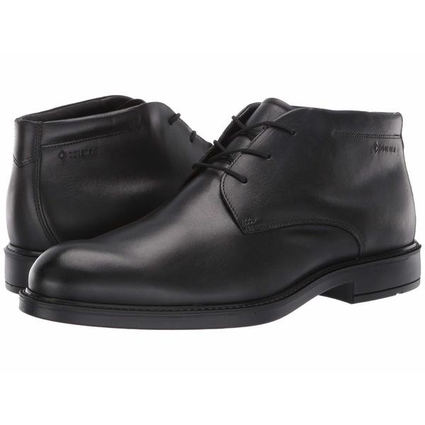 エコー メンズ ブーツ&レインブーツ シューズ Vitrus III GORE-TEX Chukka Boot Black