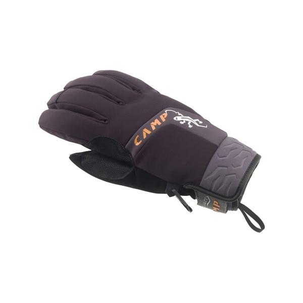キャンプユーエスエー メンズ 手袋 アクセサリー GeKo Light Raincover Glove Black