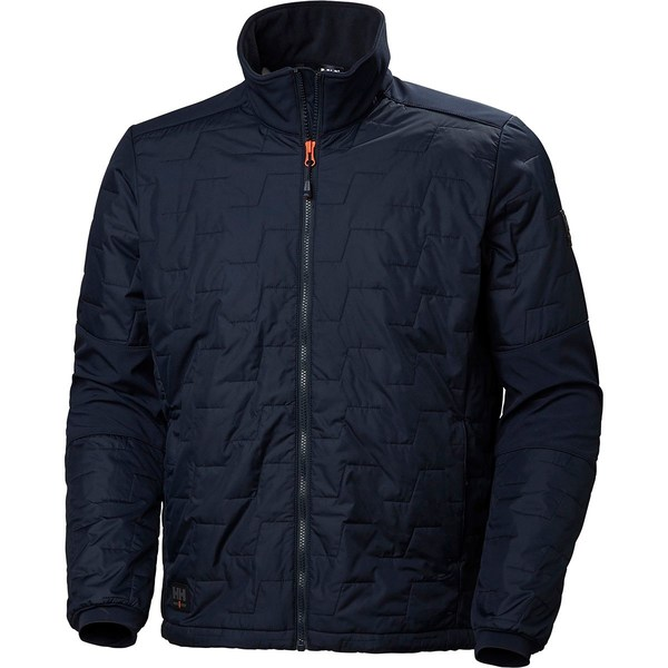 ヘリーハンセン メンズ ジャケット&ブルゾン アウター Kensington Lifaloft Jacket - Men's Navy