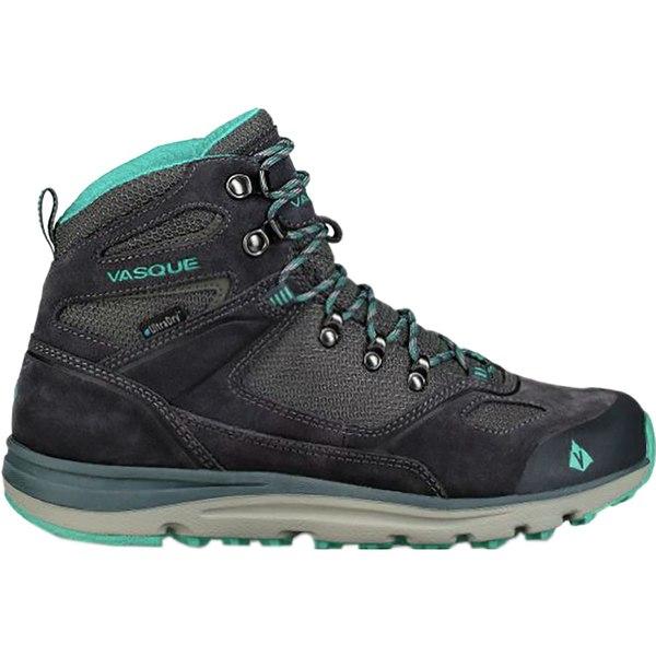 バスク レディース ハイキング スポーツ Mesa Trek UltraDry Hiking Boot - Women's Ebony/Baltic