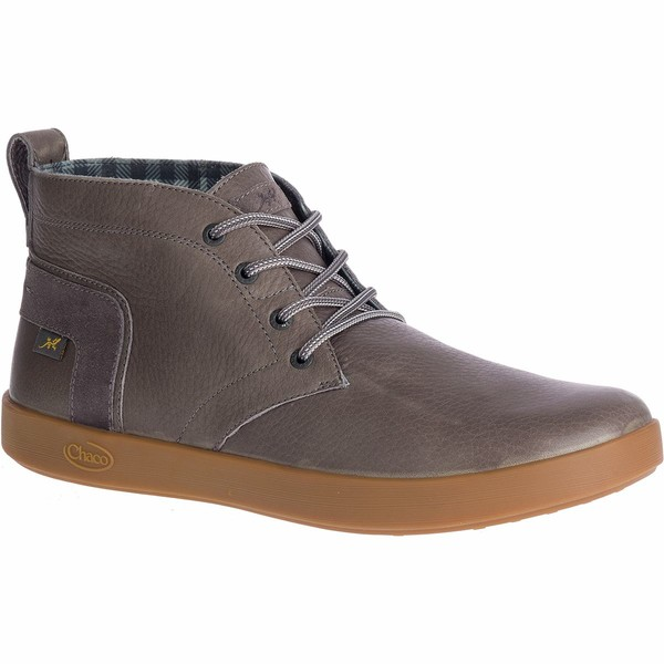 チャコ メンズ ブーツ レインブーツ シューズ Davis Mid Leather BootMen's NickelRj5AL4