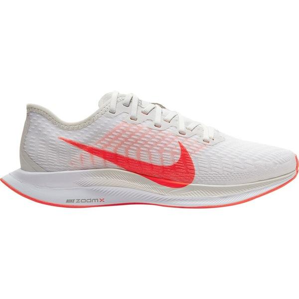 ナイキ レディース スニーカー シューズ Pegasus Turbo 2 Running Shoe - Women's Platinum Tint/Laser Crimson-White