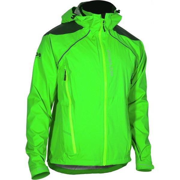 シャワーパス メンズ サイクリング スポーツ IMBA Jacket - Men's Green