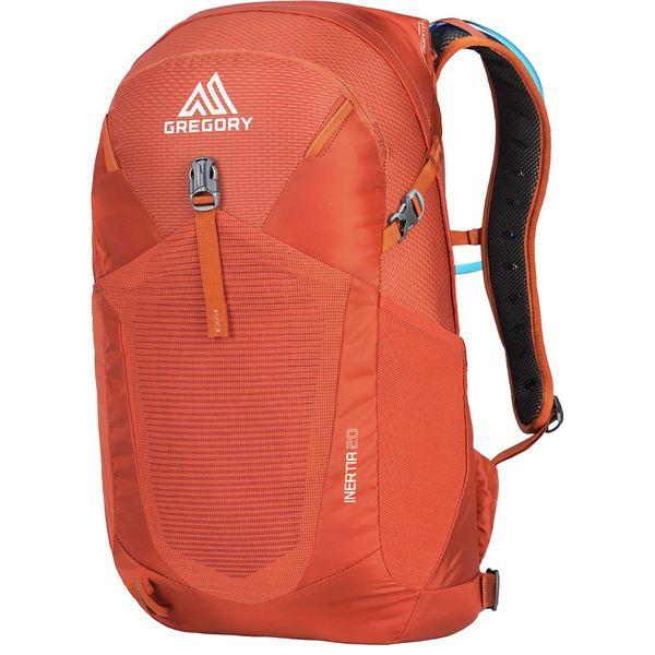 グレゴリー メンズ バックパック・リュックサック バッグ Inertia 20L Backpack Ferrous Orange