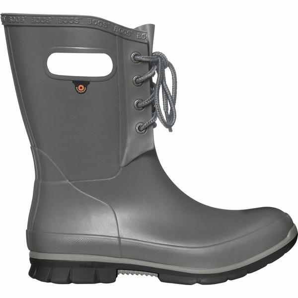 ボグス レディース ブーツ&レインブーツ シューズ Amanda 4-Eye Boot - Women's Dark Gray