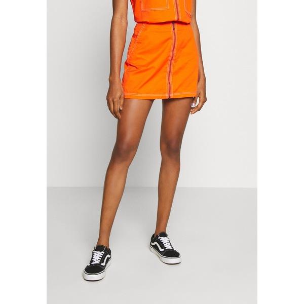 オベイ レディース 新品■送料無料■ ボトムス スカート flame orange 全商品無料サイズ交換 今季も再入荷 Mini ycvx0128 BAILEY SKIRT skirt -