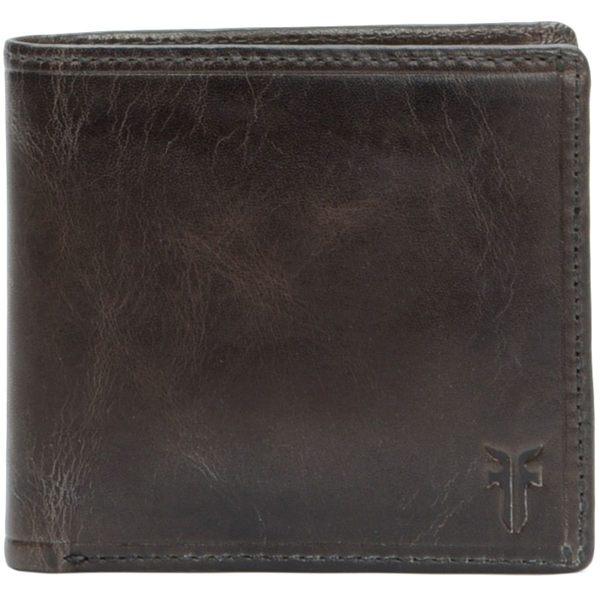 フライ メンズ 財布 アクセサリー Logan Billfold Wallet - Men's Slate