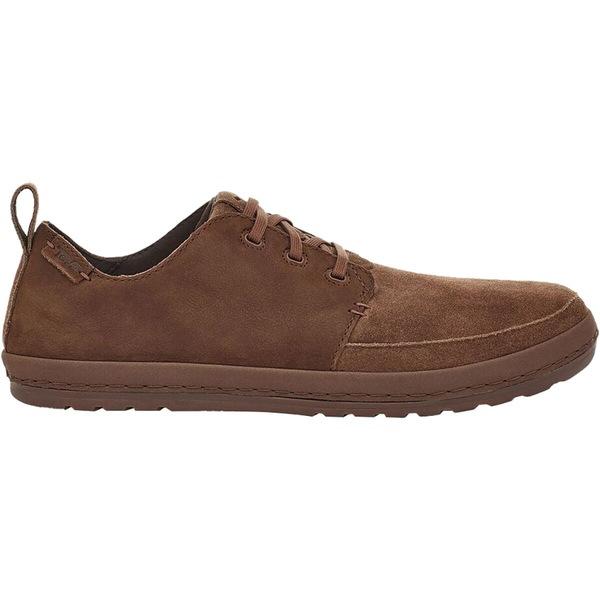 テバ メンズ ブーツ&レインブーツ シューズ Canyon Life Leather Boot - Men's Bison
