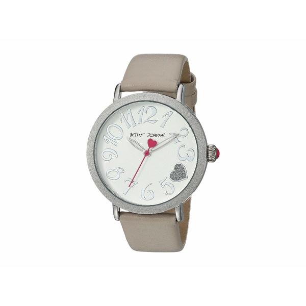 ベッツィジョンソン レディース 腕時計 アクセサリー Subtle Sparkle Watch Silver
