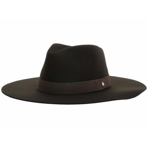 ラグアンドボーン レディース 帽子 アクセサリー Kacy Fedora Olive