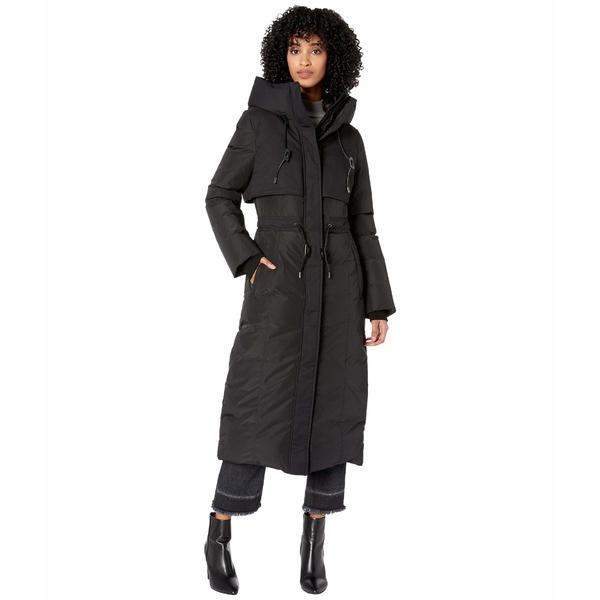 マッカージュ レディース コート アウター Leanne Adjustable Jacket Black