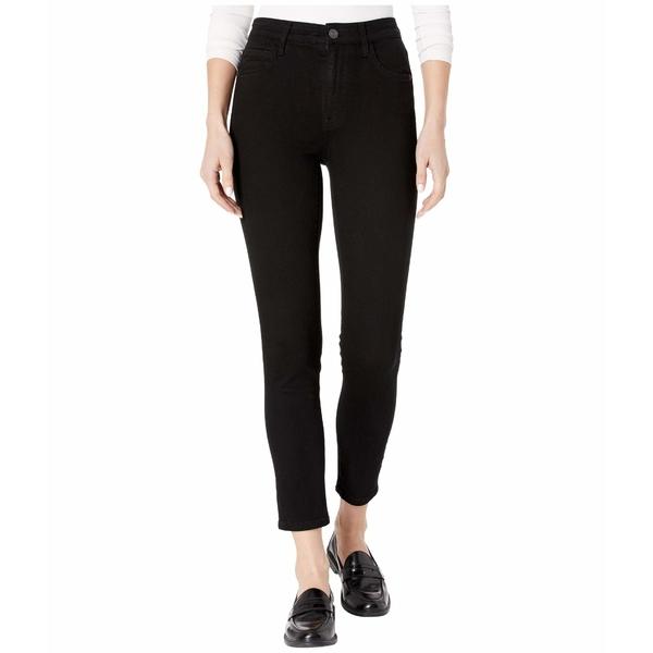 カレント エリオット レディース デニムパンツ ボトムス The Original High-Waist Ankle Stiletto in Clean Black Clean Black