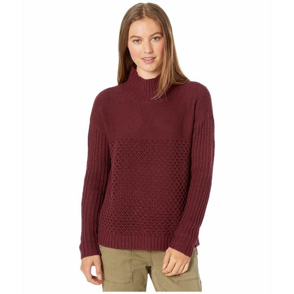 ドード アンドコー レディース ニット&セーター アウター Tupelo Sweater Port