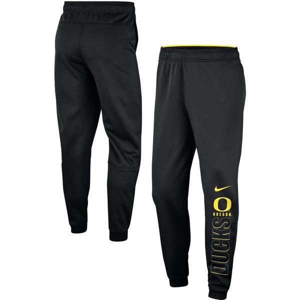 ナイキ メンズ カジュアルパンツ ボトムス Oregon Ducks Nike Team Performance Pants Black