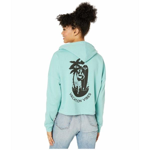 ロキシー レディース パーカー・スウェットシャツ アウター Neon Sunrise Pullover Sweatshirt Canton