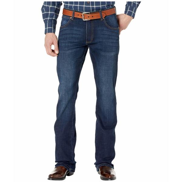 ラングラー メンズ デニムパンツ ボトムス Retro Premium Slim Boot Jeans Lockhart
