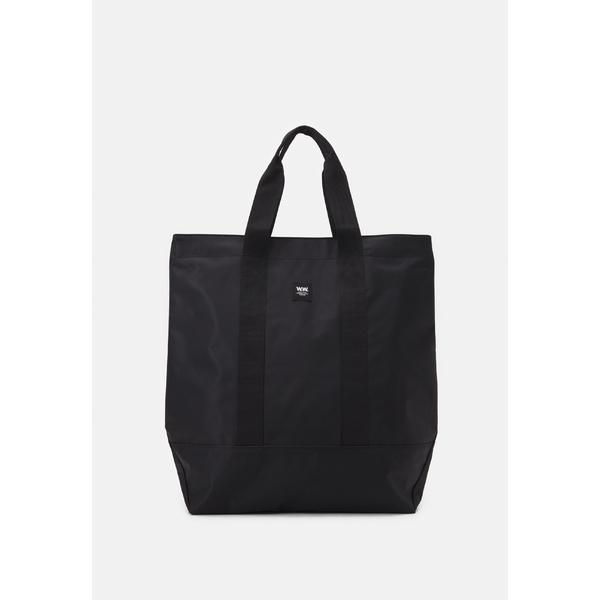 ウッド ◇限定Special Price メンズ バッグ トートバッグ black 全商品無料サイズ交換 KIRBY - yiku0256 SHOPPER UNISEX bag Tote 特価