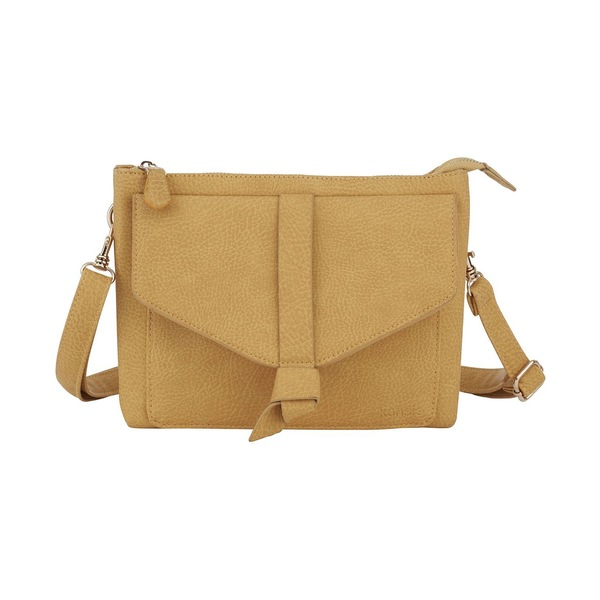 Women's レディース Bag バッグ ショルダーバッグ Fashion Mustard Crossbody ケンジー