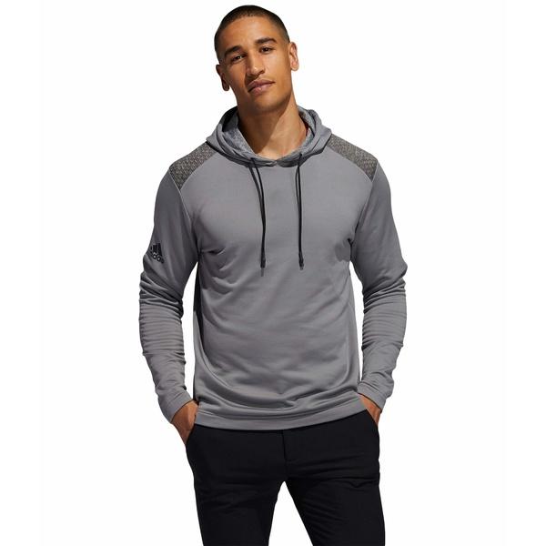 アディダス メンズ アウター パーカー 永遠の定番モデル スウェットシャツ 全商品無料サイズ交換 Three Grey Cold.Rdy Hoodie 40%OFFの激安セール