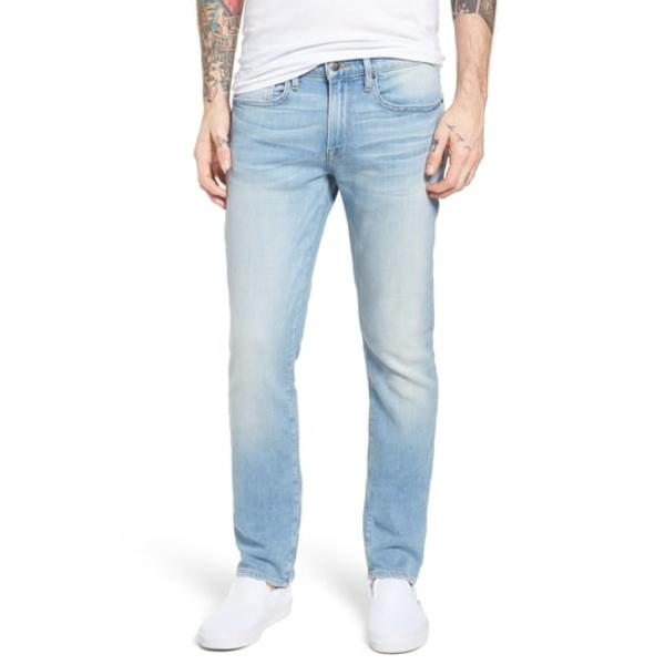 フレーム メンズ デニムパンツ ボトムス L'Homme Slim Fit Jeans Finn
