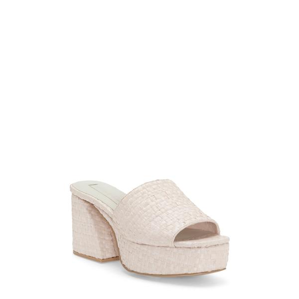 イマジン ヴィンス カムート レディース サンダル シューズ Caira Platform Sandal Sand Fabric