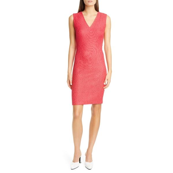 セント ジョン コレクション レディース ワンピース トップス Refined Knit Dress Poppy