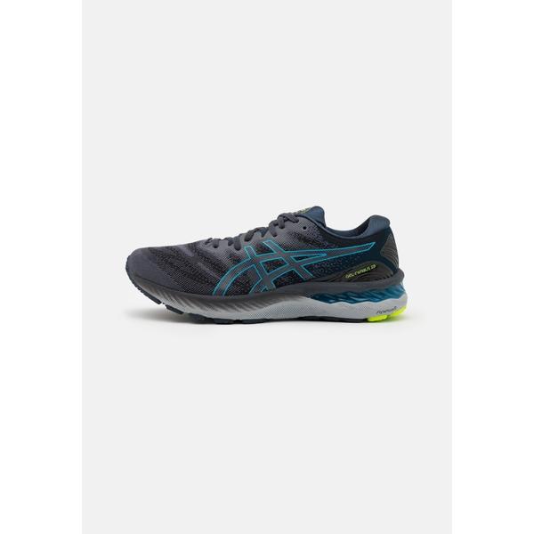 アシックス 本物 メンズ スポーツ ランニング carrier grey digital セール開催中最短即日発送 aqua 全商品無料サイズ交換 GEL-NIMBUS - yjwu0036 Neutral shoes 23 running