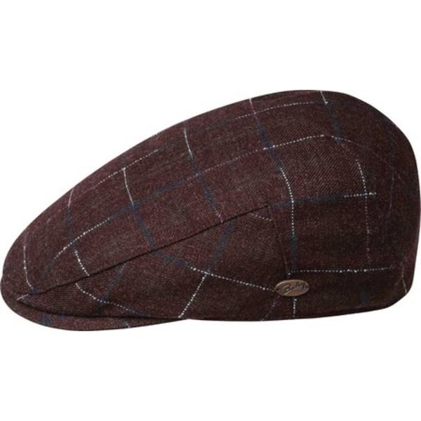ベーリー オブ ハリウッド メンズ 往復送料無料 限定モデル アクセサリー 帽子 Burgundy Spark Flat Cap Men's 全商品無料サイズ交換 25528
